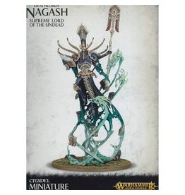 Games Workshop DEATHLORDS NAGASH SUPREME LORD OF UNDEAD