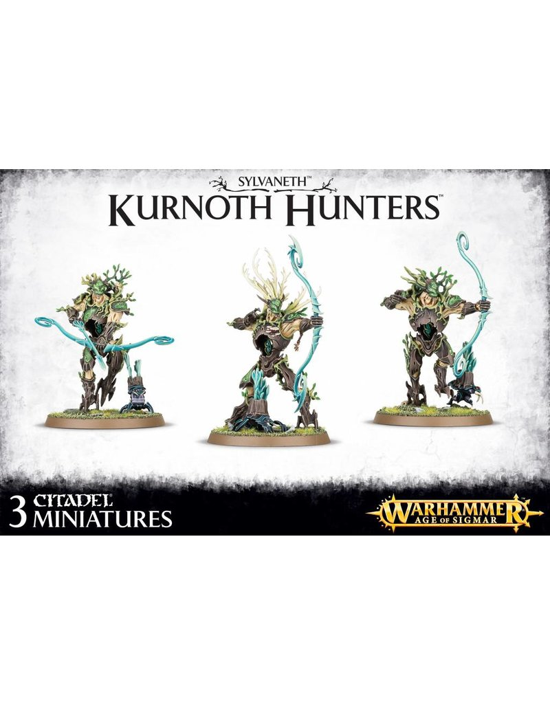 Games Workshop Sylvaneth Kurnoth Hunters
