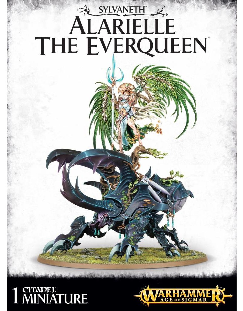 Games Workshop Sylvaneth Alarielle The Everqueen