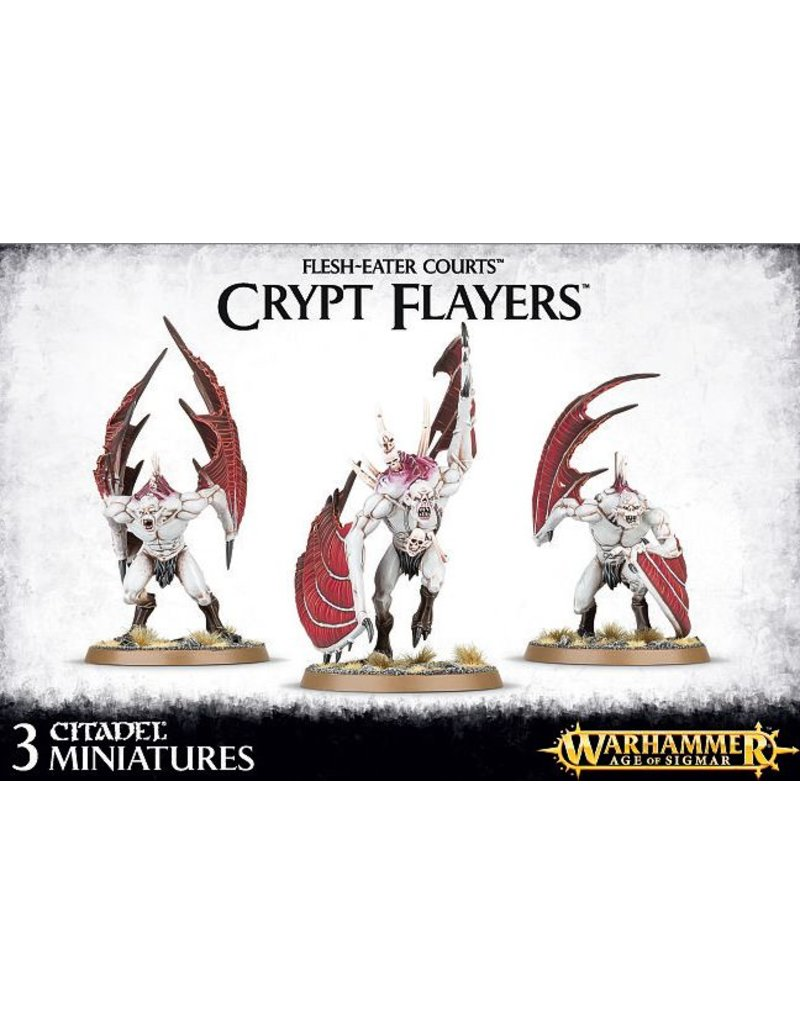 Games Workshop Flesh-Eater Courts Crypt Flayers