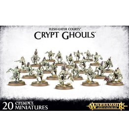 Games Workshop FLESH-EATER COURTS CRYPT GHOULS