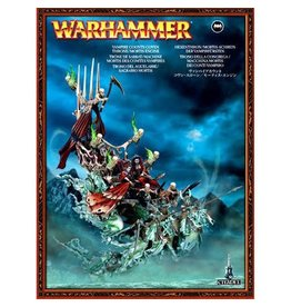 Games Workshop VAMPIRE COUNT COVEN THRONE/MORTIS ENGINE