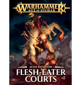 Games Workshop BATTLETOME:  FLESH-EATER COURTS (HB) (EN)