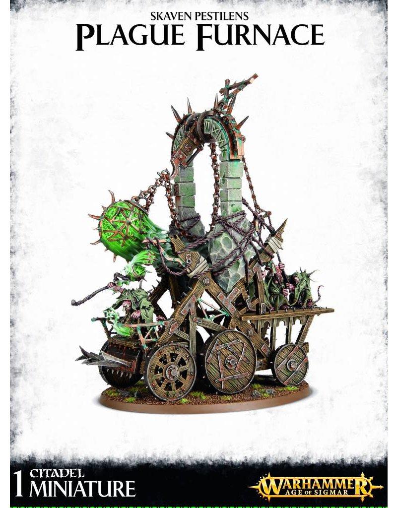 Games Workshop Skaven Pestilens Plague Furnace