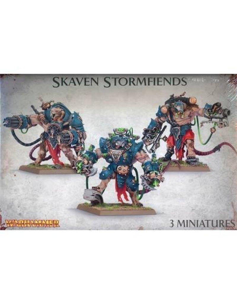 Games Workshop Skaven Moulder Stormfiends