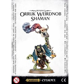 Games Workshop Orruk Weirdnob Shaman