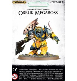 Games Workshop Orruk Megaboss