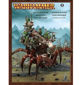 Games Workshop ORCS & GOBLINS ARACHNAROK SPIDER