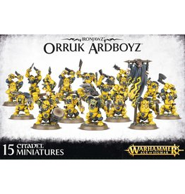 Games Workshop Orruk Ardboyz