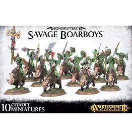 Games Workshop Savage Boarboys