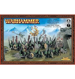 Games Workshop NIGHT GOBLINS (OOP)