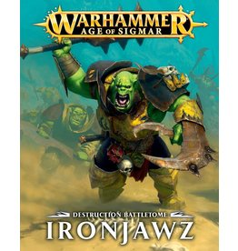 Games Workshop Ironjawz (HB) (EN)