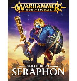 Games Workshop BATTLETOME:  SERAPHON (HB) (EN)