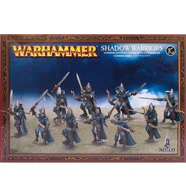 Games Workshop HIGH ELF SHADOW WARRIORS
