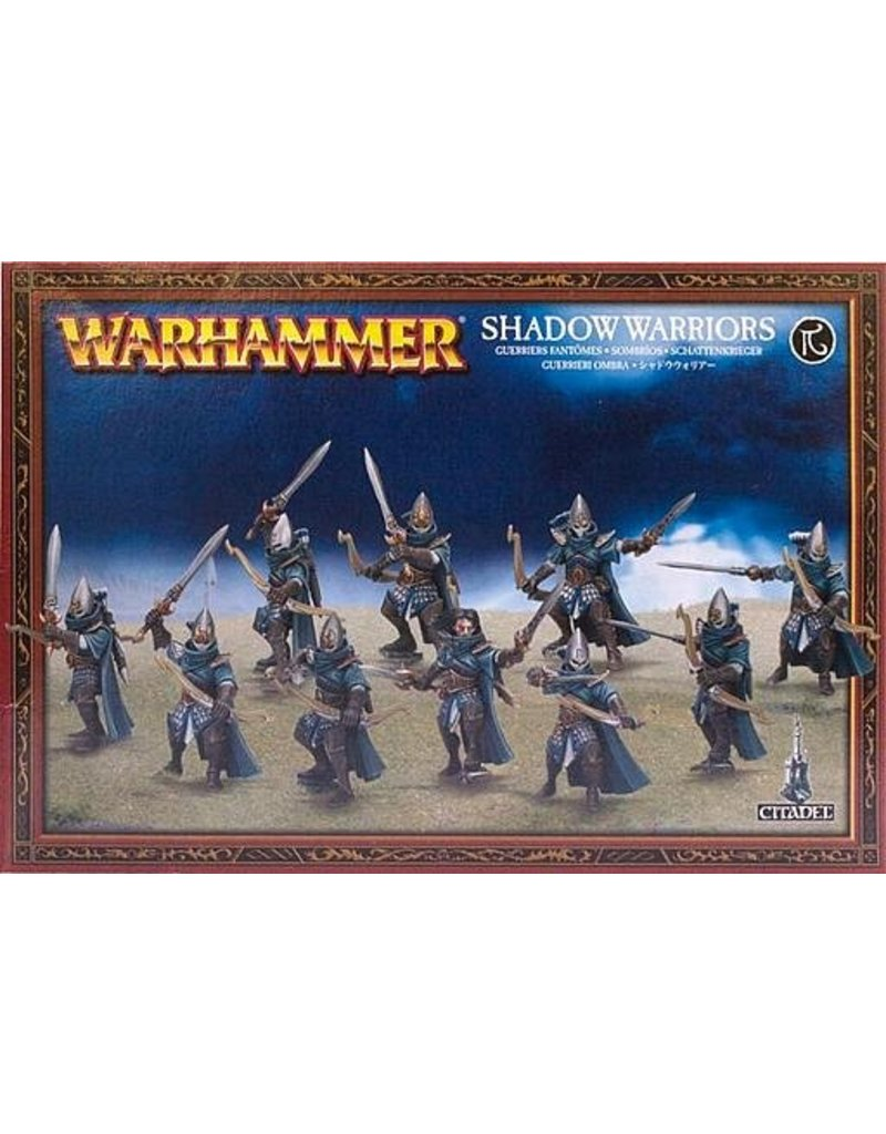 Games Workshop High Aelves Shadow Warriors / Sisters Of The Watch
