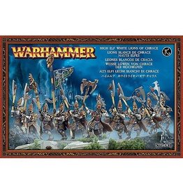 Games Workshop HIGH ELF WHITE LIONS OF CHRACE
