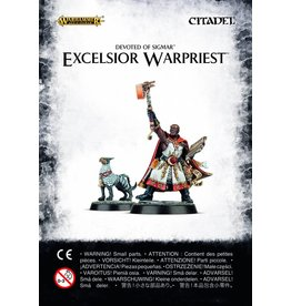 Games Workshop DEVOTED OF SIGMAR EXCELSIOR WARPRIEST