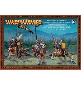 Games Workshop EMPIRE DEMIGRYPH KNIGHTS