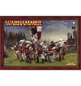 Games Workshop Empire State Troops