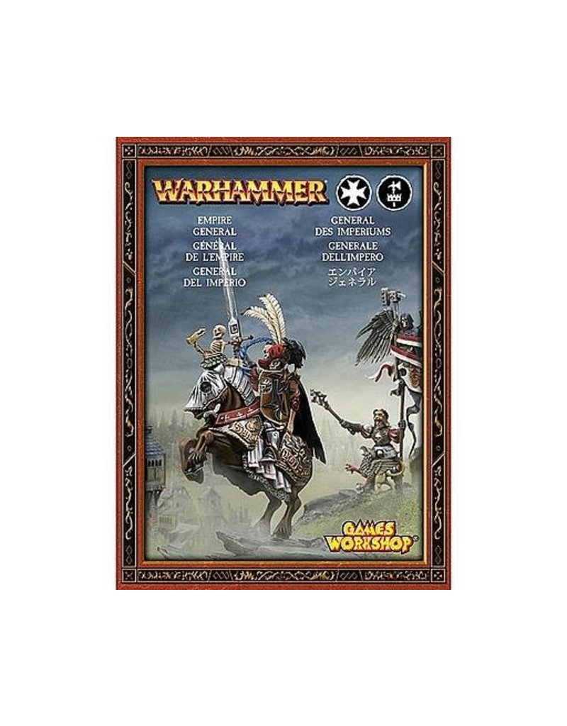 Games Workshop Free People General Of The Empire