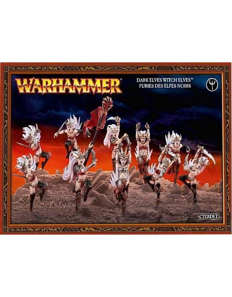 Games Workshop Dark Aelf Witch Aelves