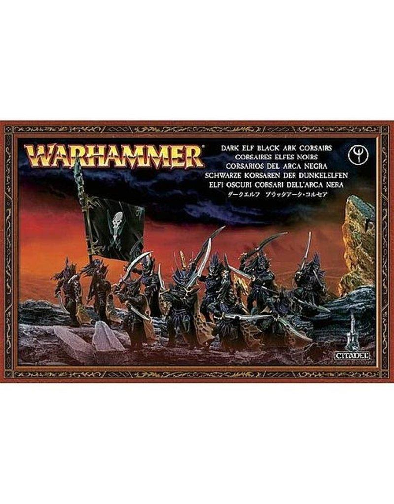 Games Workshop Dark Elf Black Ark Corsairs