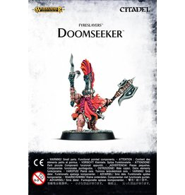 Games Workshop FYRESLAYERS DOOMSEEKER