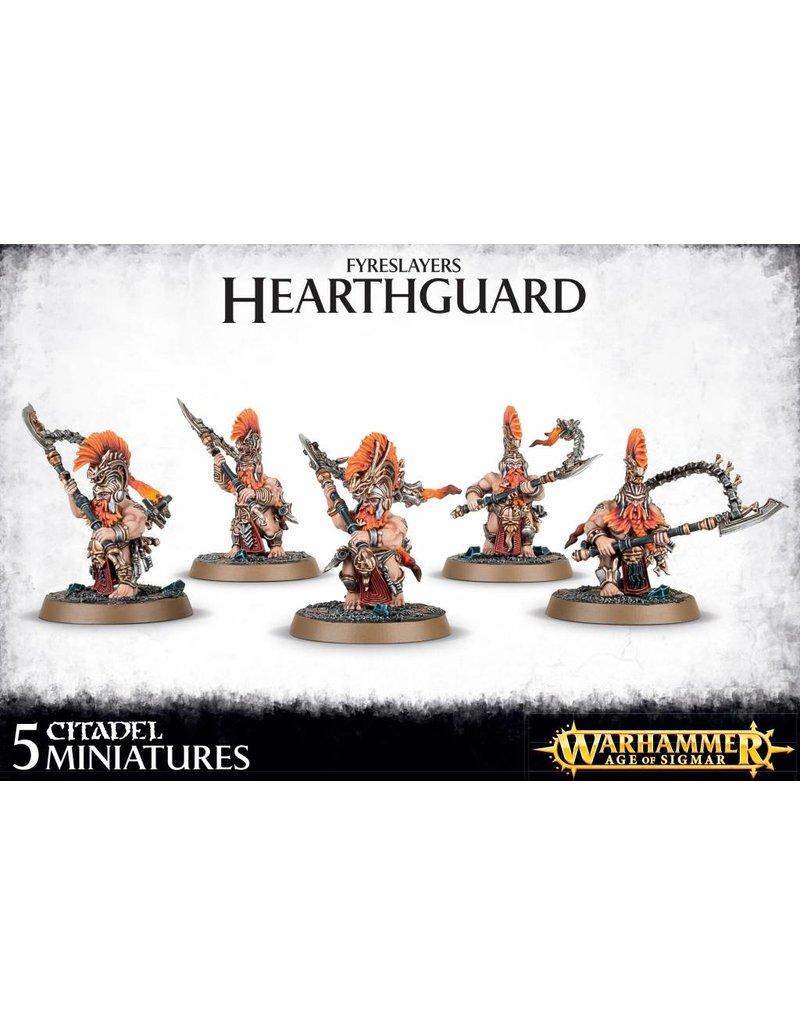Games Workshop Fyreslayers Hearthguard