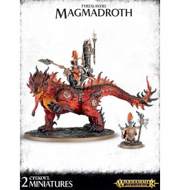 Games Workshop FYRESLAYERS MAGMADROTH