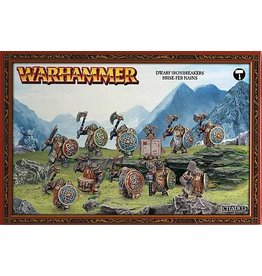Games Workshop Dwarf Ironbreakers