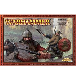 Games Workshop Dwarf Warriors Regiment