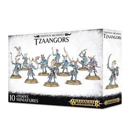 Games Workshop TZEENTCH ARCANITES TZAANGORS