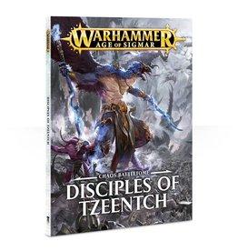 Games Workshop Disciples Of Tzeentch (SB) (EN)