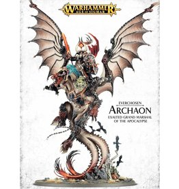 Games Workshop EVERCHOSEN ARCHAON EXALTED GRAND MARSHAL