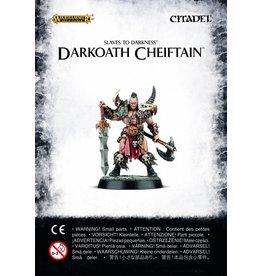 Games Workshop SLAVES TO DARKNESS DARKOATH CHIEFTAIN