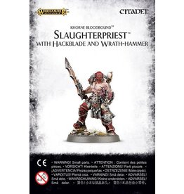 Games Workshop Slaughterpriest With Hackblade