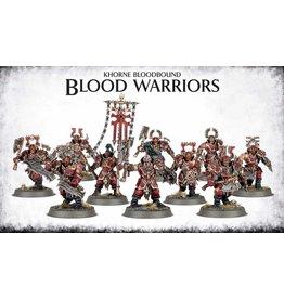 Games Workshop KHORNE BLOODBOUND BLOOD WARRIORS