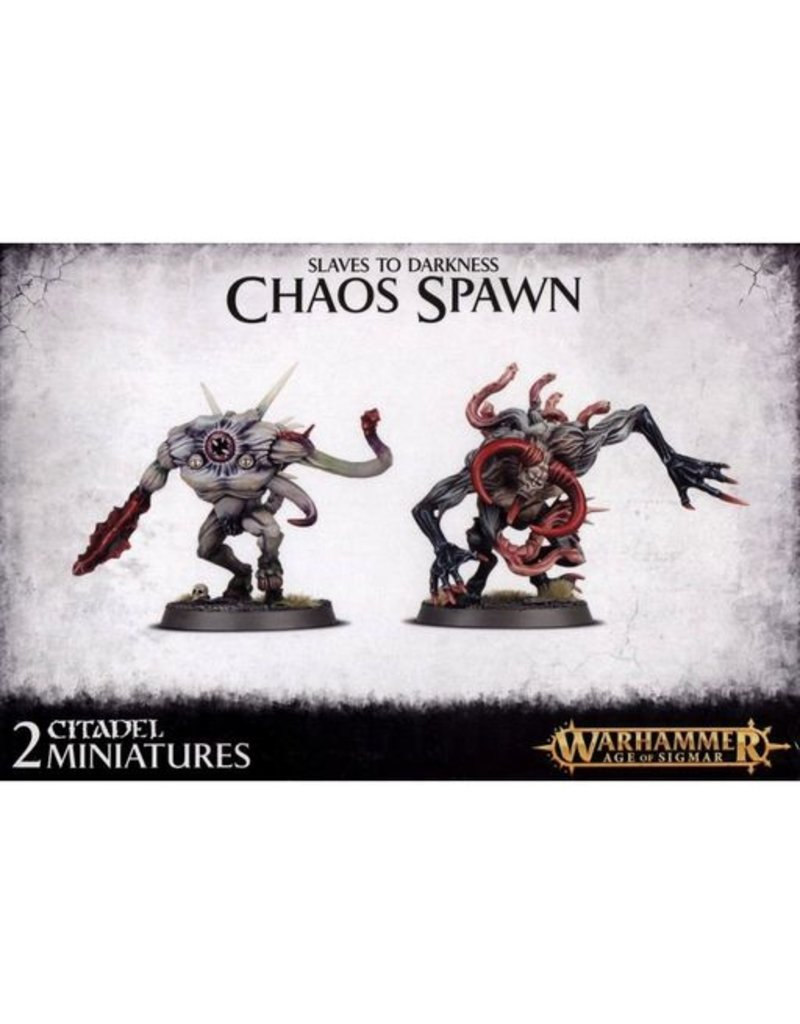 Games Workshop Slaves To Darkness Chaos Spawn