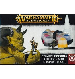 Games Workshop AoS Citadel Essentials Set (EN)