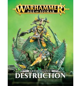 Games Workshop Grand Alliance: Destruction (EN)