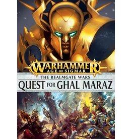 Games Workshop The Quest For Ghal Maraz (EN)