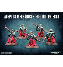 Games Workshop Electro-Priests