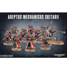 Games Workshop Skitarii