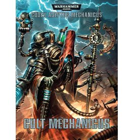 Games Workshop CODEX:  CULT MECHANICUS (EN)
