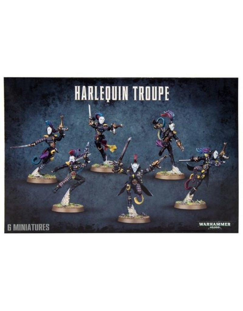 Games Workshop Harlequin Eldar Troupe