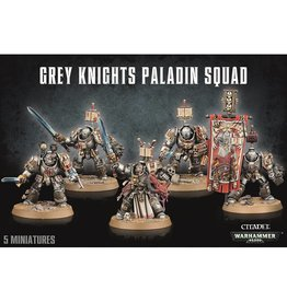 Games Workshop Paladin Squad