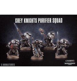 Games Workshop GREY KNIGHTS PURIFIER SQUAD