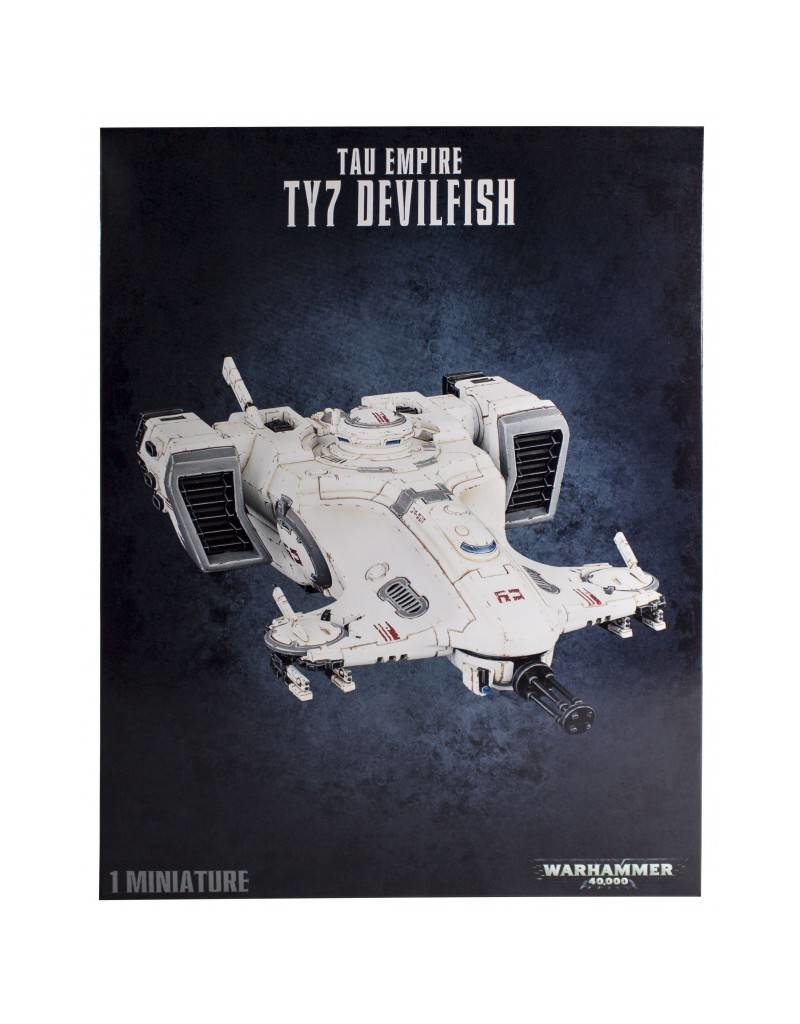 Games Workshop Tau Empire Ty7 Devilfish