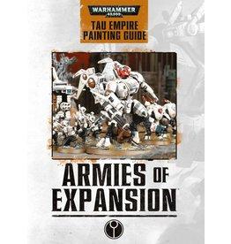 Games Workshop ARMIES OF EXPANSION:  TAU PAINT GUIDE (EN)