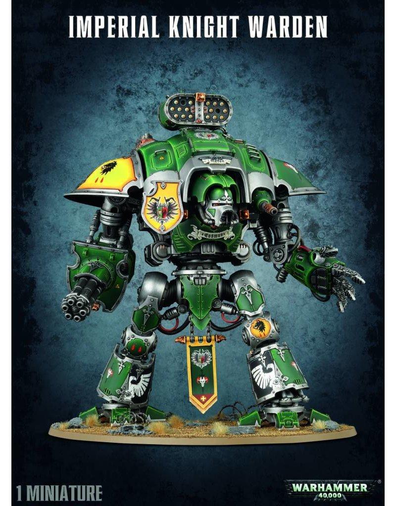 Games Workshop Imperial Knight Warden Titan